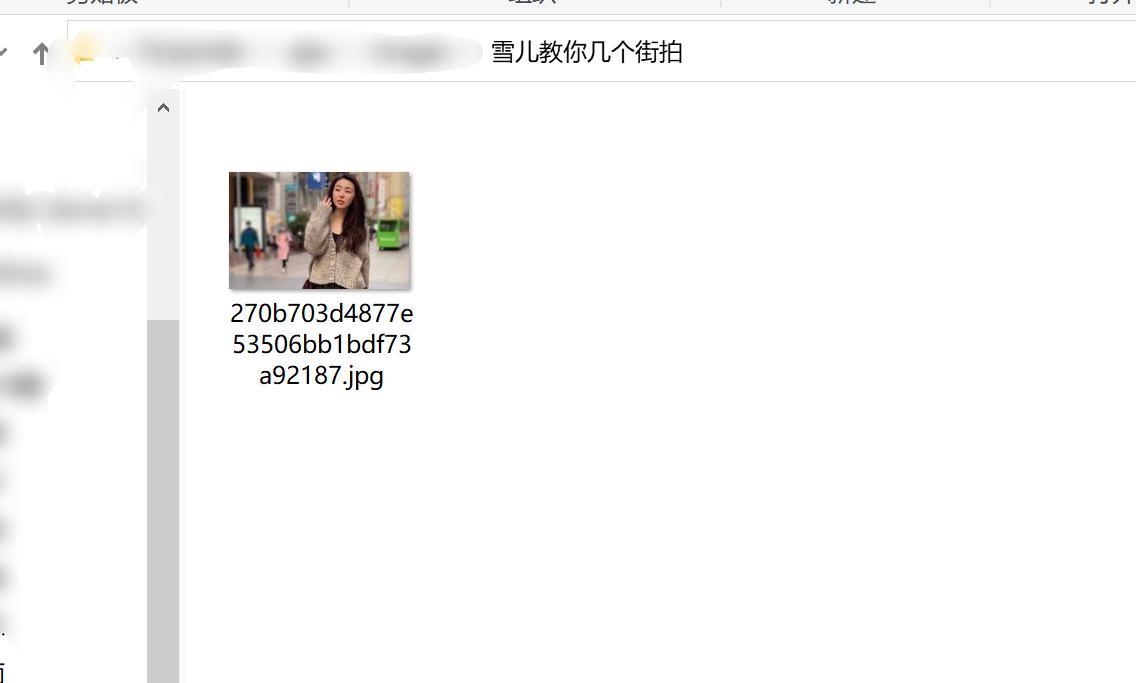 python3网络爬虫开发实战之爬取今日头条风(jie)景(pai)美图,改进版