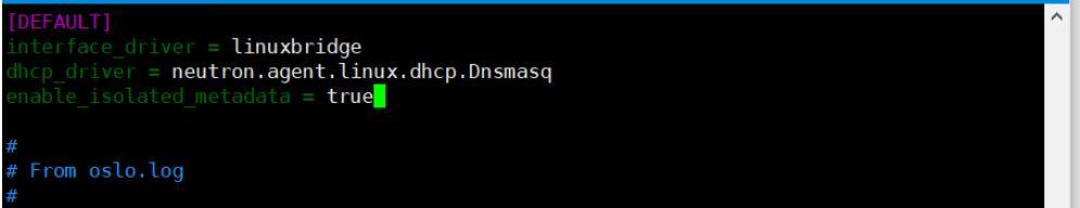 OpenStack U版双机部署-neutron服务