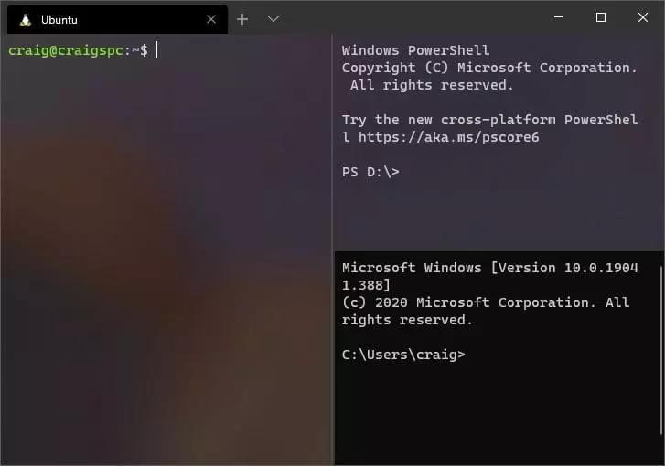Windows Terminal完整指南