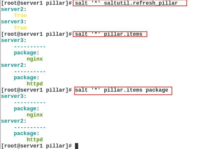 Saltstack自动化运维详解(数据系统 jinja模板 job管理)